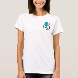T-shirt Demi de marathon drôle