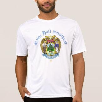 T-shirt Demi de marathon du Maine