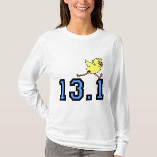 T-shirt Demi de marathon mignon
