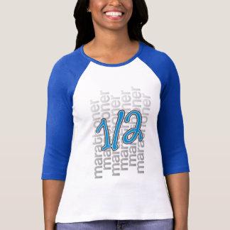 T-shirt demi de marathoner 13,1