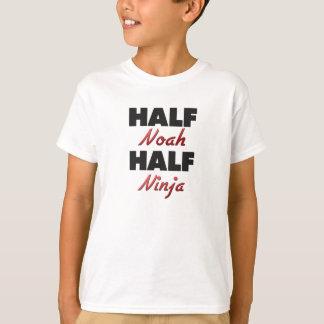 T-shirt Demi de Noé demi de Ninja