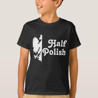 T-shirt Demi de polonais