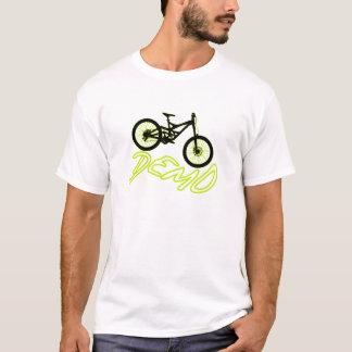 T-shirt Démo de vélo de montagne