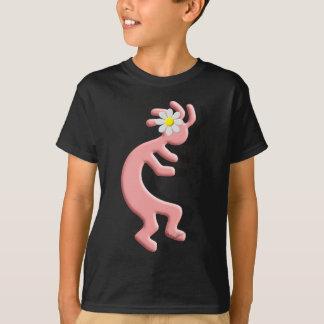 T-shirt Demoiselle de honneur de marguerite de Natif