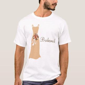 T-shirt Demoiselle d'honneur