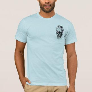 T-shirt Démon déchiré