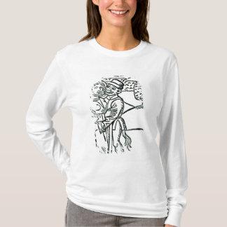 T-shirt Démon faisant l'amour à une sorcière