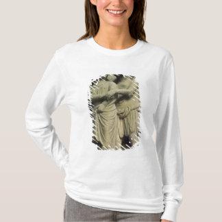 T-shirt Démon tentant une femme, chiffre extérieur