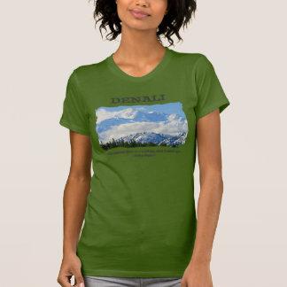 T-shirt Denali audacieux/montagnes appellent… J Muir