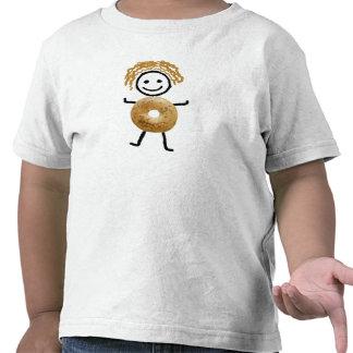 T-shirt d'enfant de bagel
