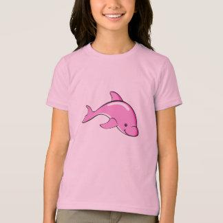 T-shirt d'enfant de dauphin