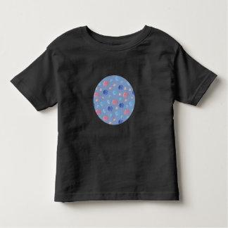 T-shirt d'enfant en bas âge avec les lanternes
