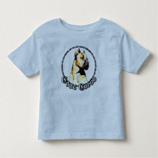 T-shirt d'enfant en bas âge de corso de canne