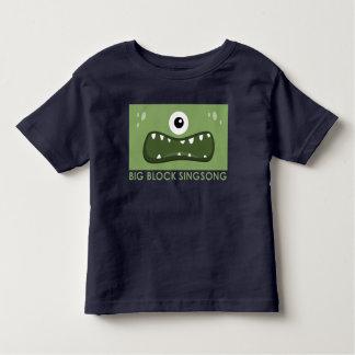 T-shirt d'enfant en bas âge de cyclopes de BBSS