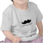 T-shirt d'enfant en bas âge de moustache