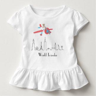 T-shirt d'enfant en bas âge de ruche
