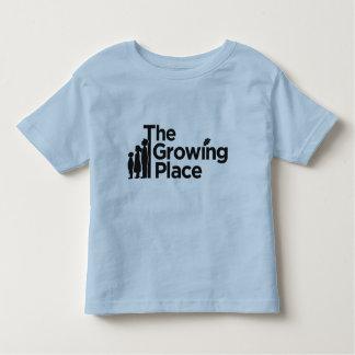 T-shirt d'enfant en bas âge gainé par short