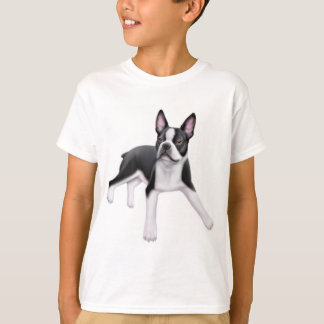 T-shirt d'enfants de Boston Terrier