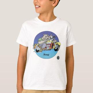T-shirt d'enfants - Roag, cyclistes sont ©