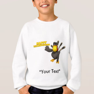 T-shirt d'enfants - salutation de la Turquie de