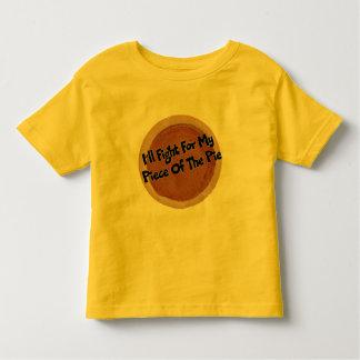 T-shirt d'enfants - tarte de citrouille de