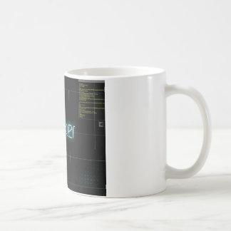 T-shirt d'entaille mug