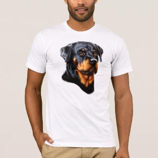 T-shirt d'Enthusiats de rottweiler