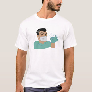 T-shirt Dentiste