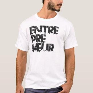 T-shirt d'entrepreneur