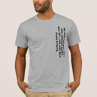 T-shirt dents de sagesse