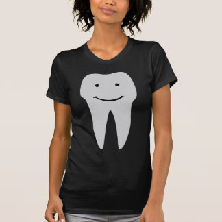 T-shirt dents de sourire de dentiste de dent