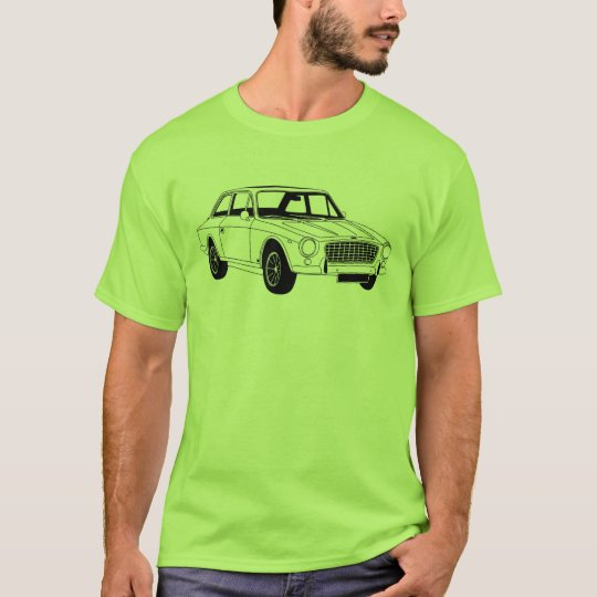 T-shirt d'envahisseur de Gilbern