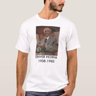 T-shirt d'Enver Hoxha