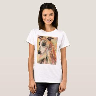 T-shirt Denver le chien gris