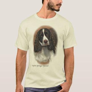 T-shirt d'épagneul de springer anglais