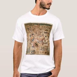 T-shirt Départ d'une flotte de bateaux