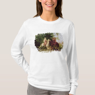 T-shirt Départ pour la chasse