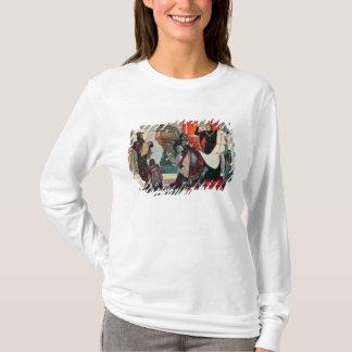 T-shirt Départ pour le cap, le Roi Manuel I de