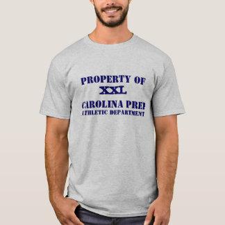 T-shirt Département sportif de préparation de la Caroline
