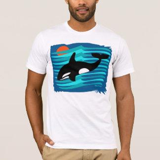T-shirt d'épaulard