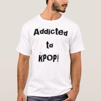 T-shirt Dépendant à, KPOP ! par oscar de Maila