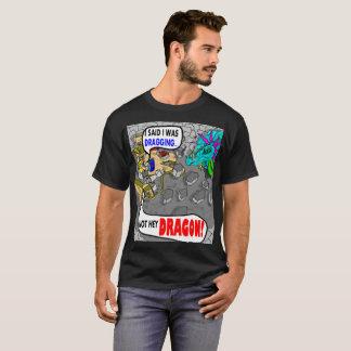 T-shirt Déplacement pas hé du dragon