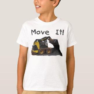 T-shirt Déplacez-le !