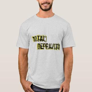 T-shirt Dépravation Tulipe-Totale