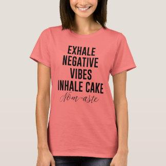 T-shirt d'équilibre de la vie de Nom-aste