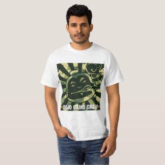 T-shirt d'équipage de Camo
