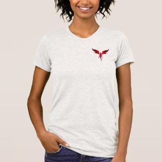 T-shirt d'équipe de FEU d'IMVU (femelle)