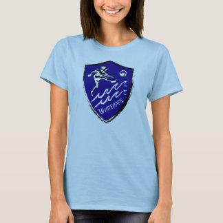 T-shirt d'équipe de football des femmes