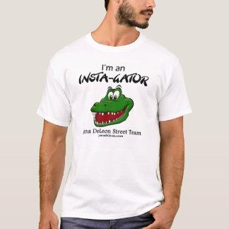 T-shirt d'équipe de la rue des hommes