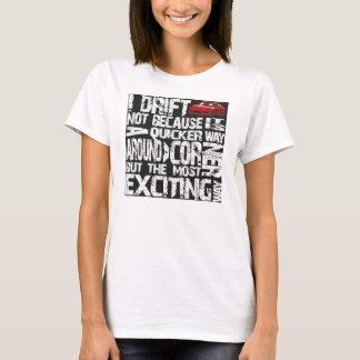 T-shirt Dérive 3 T